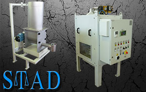loss-in-weight gravimetric dosing systems